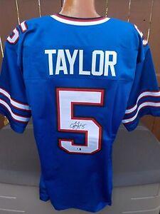 tyrod taylor jersey ebay
