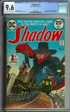 SHADOW #1 CGC 9.6 OW/WH PAGES