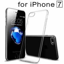 IPHONE 7 Étui Gel Transparent Transparent Étui