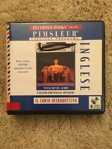 ENGLISH FOR Italian Speakers Pimsleur The Short Course Unabridged Audiobook