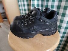 LOWA  leather Low Hiking Shoes Boots Gore-Tex Waterproof composite toe Men's 7