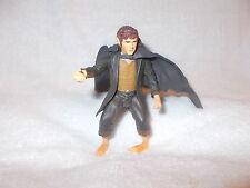 Seigneur de The Rings film Action Figure Meriadoc joyeux laquelle 4,5 pouces B lâche