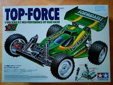 Tamiya Top Force 47350 limited re release 2017 NEUF