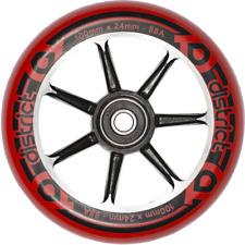 District W/S Series Wheels 2PK 100 mm Red/Black/Black