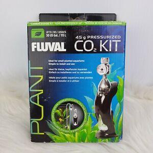 Fluval 45g 30 US Galllons Pressurized CO2 Kit