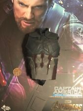 Hot Toys Captain America IW MMS481 Movie Promo Chest Armor loose 1/6th scale