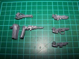 Astra Militarum Command Squad Special Weapons (bits)