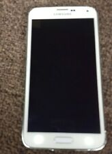Samsung S5 White Tmobile - Black screen