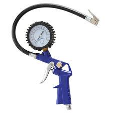 Kobalt Blue 0-150PSI Gauge Trigger Control Inflator Gun Air Tool Accessories