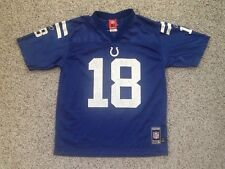 INDIANAPOLIS COLTS PEYTON MANNING JERSEY YOUTH LARGE 14-16