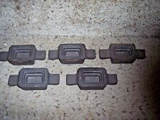 Multi-Layer 5-10 Oz. Cast Iron Gold Mold Combo - Spanish Fork Foundry - New