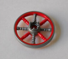 Retired Playmobil Replacement Part ~ Roman Chariot Wheel 5812 4270 7926 6496