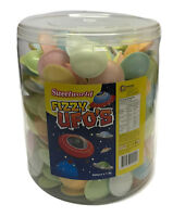 Flying Saucer UFO x 300 Sherbet Fizzy Sour Lollies Candy Buffet Party Favors