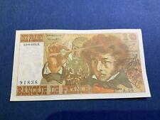 10 Francs Berlioz - 6/6/1974 A.54 SPL - Type 1972