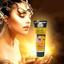 120ML 24K Golden Mask Anti Wrinkle Aging Facial Mask Facial Peel Off Mask NEW FT