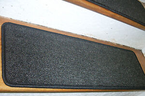 13  Step 10'' x 30'' + 1 Landing 30'' x 30''  In/Outdoor Stair Treads Non-Slip .
