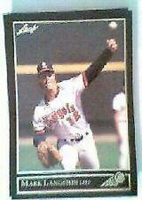 A8038- 1992 Leaf Black Gold Baseball Cards 229-528 -You Pick- 10+ FREE US SHIP