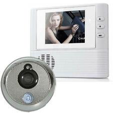Spioncino digitale sicurezza LCD citofono porta blindata portone  video