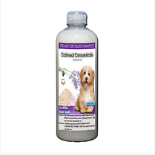 Dog Shampoo Oatmeal Concentrate 250 mL