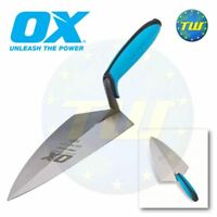OX Tools Pro 10in Philadelphia Brick Trowel 250mm Solid Forged Steel P011210