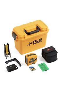PLS 180g Cross line Laser Level Kit