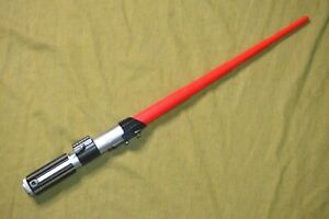 2015 Hasbro Star Wars Lightsaber Red Non Electronic Darth Vader