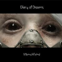 DIARY OF DREAMS - MENSCHFEIND  CD NEU