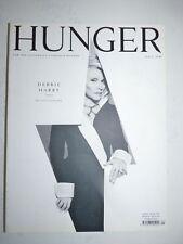 revue mode fashion HUNGER Magazine Issue N°5 autumn winter 2013 Debbie Harry