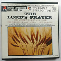 Vintage The Lord's Prayer 4-Track Reel to Reel 1963 Columbia M2Q-579