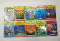 R. L. Stine Goosebumps Books Lot of 10 - Scholastic Paperbacks