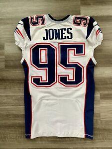 Chandler Jones Team Issued Patriots NFL Jersey Cardinals Like Game Used Worn COA