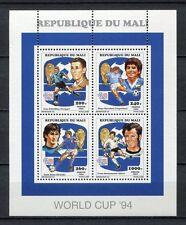 s6955) MALI 1994 MNH** World Cup Football - Coppa Mondo Calcio MS