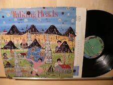 Talking Heads: Little Creatures (StrongVG++ 1985 Sire 253051 STERLING LP) lyrics