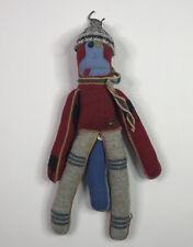 XOB Uncycled Sweater Monkey Knit Stuffed Animal 21 Inch Plush
