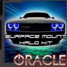 ORACLE 1292-333 Dodge Challenger 08-14 COLORSHIFT Surface Mount Headlight Halos