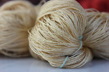 1 Skein - 1500 Meters - 100% Silk Hand Embroidery Thread - Shiny, Hand Dyed AM28