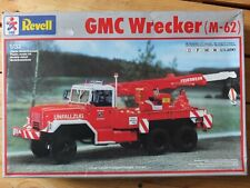 REVELL 7391 - GMC WRECKER TRUCK M-62 - VERY RARE 1/32 SCALE MODEL KIT