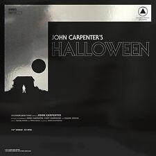 "John Carpenter Halloween/Escape from New York 12"" Vinyl Record soundtrack lp NEW"