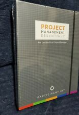 SEALED Franklin Covey Project Management Essentials Participant Kit
