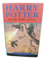 Harry Potter And The Goblet Of Fire First 1st Edition Hardback Error Page 503 (#