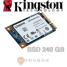 Kingston SSDNow mS200 SSD 240 GB, Solid State Drive SMS200S3/240G Dischi rigidi