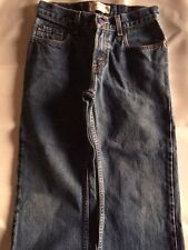 Boy's Levis 567 Jeans Size 8 Regular  In Slightly Used Condition
