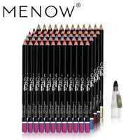 Waterproof Beauty Eye Liner Cosmetics MENOW 12 Colors Makeup set Eyeliner Pencil