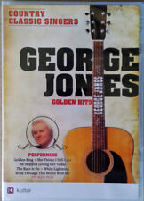 GEORGE JONES - GOLDEN HITS - KULTUR DVD - STILL SEALED
