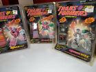 Transformers Jolt Volt Sizzle G2 Lot Package Booklet Complete - Asgard\'s Vault