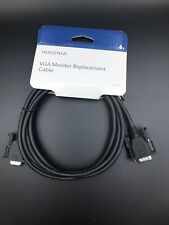 6ft VGA Monitor Replacement Cable Insignia