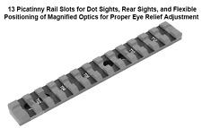 Model 500 Shotgun Picatinny Rail Optics Mount