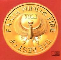 Earth Wind & Fire : The Best of Earth, Wind & Fire, Vol.1 CD