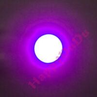 5pcs ~500pcs UV 395nm-400nm Purple LED Lamp Light SMD 5050 SMT 2220 PLCC-6