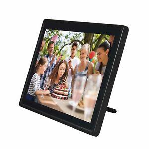 "Digitaler Bilderrahmen WLAN 11.6"" Zoll Full HD Touchscreen Denver PFF-1160HBLACK"